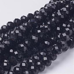 Handmade Glass Beads US-GR10MMY-27