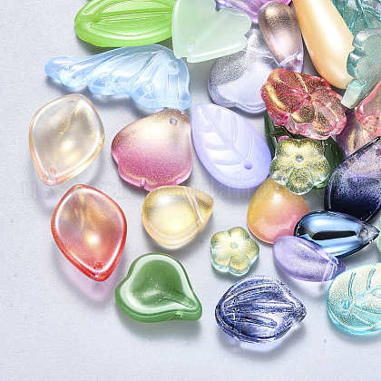 Glass Pendants/BeadsUS-GLAA-S190-001-1