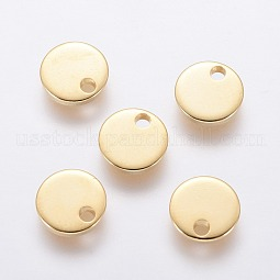 304 Stainless Steel Charms US-STAS-L234-081A-G