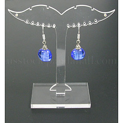 Plastic Earring Display Stand US-PCT019-074