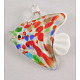 Lampwork Glass Pendants US-SLSP114-2